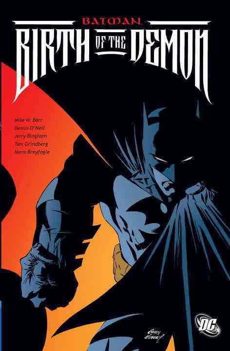 Batman By Barr, Mike W./ O'neil, Dennis J.